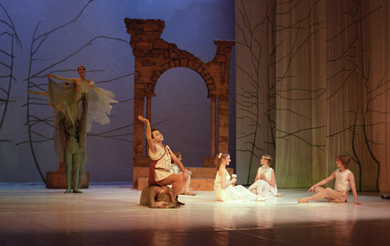 1980-A MIDSUMMER NIGHT'S DREAM-Copyright-Linda Rich