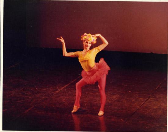 1982- LE BOEUF SUR LE TOIT-Prue Sheridan photo: Linda Rich