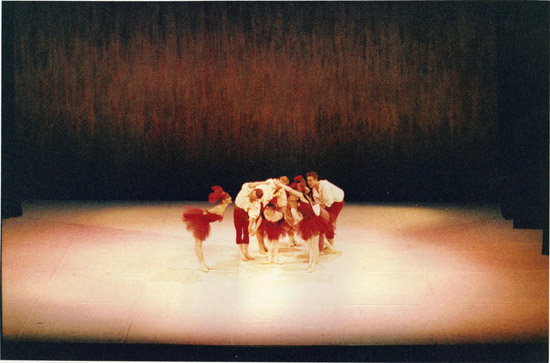 1990 – LA RONDE- Private collection