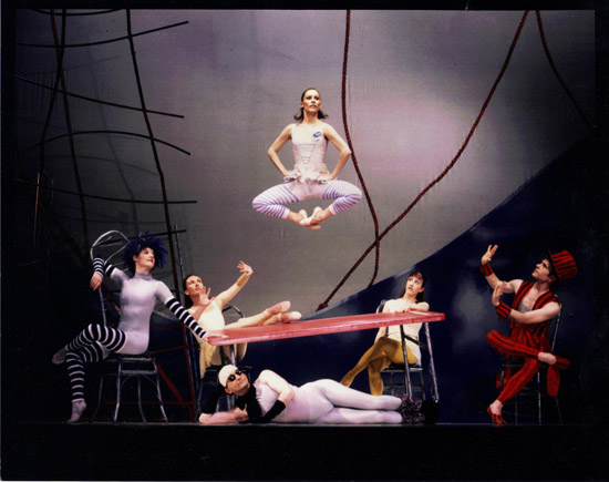 1998-ALICE, DREAMS AND WONDERLAND-Emma Brunton as Alice – photo:Peter Teigen
