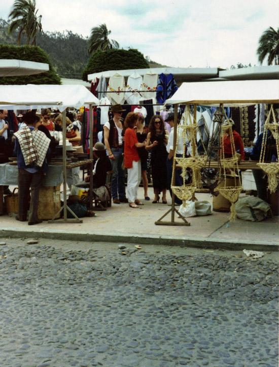 SOUTH AMERICA Otovalo Market, Ecuador – Sheila Styles, Christina Gallea & Paul Payne