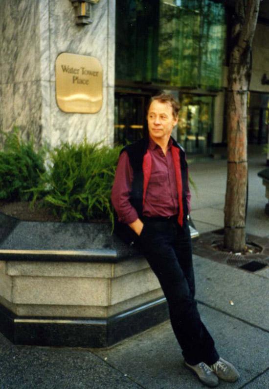 USA 1990 Alexander in Chicago